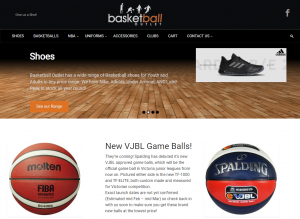 Basketball Outlet